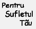 Pentru Sufletul Tau