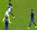 Zidane Loveste Din Nou